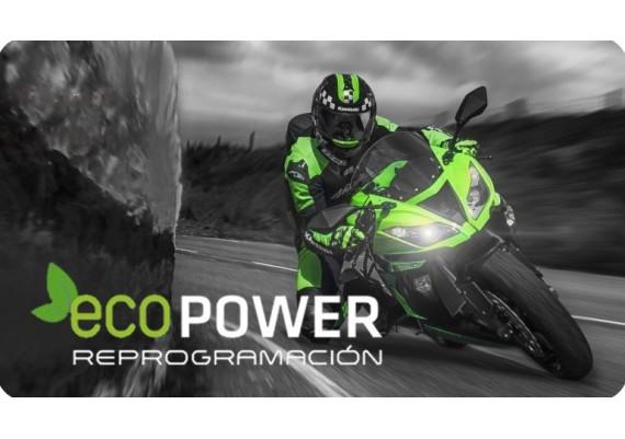 DISEÑO SOFTWARE MODIFICADO ECOPOWER CON POSIBILIDAD DE CERTIFICAR EN ITV (MOTO)