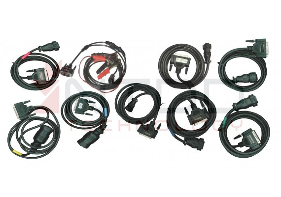 KIT COMPLETO CABLES AGRÍCOLA ICB WXXW-TA